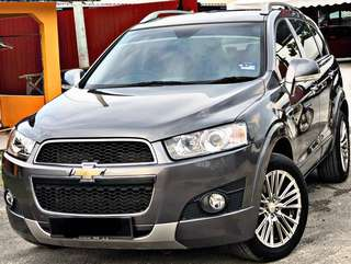 CHEVROLET CAPTIVA SAMBUNG BAYAR/CONTINUE LOAN Klik : wasap.my/+60183626304(AMY)