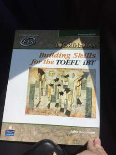 Buku Inggris English TOEFL