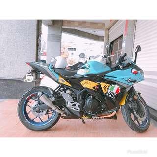 Yamaha YZF r3 abs