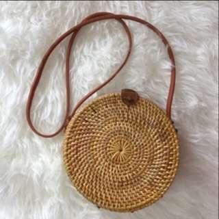 Original BALI Rattan Bag