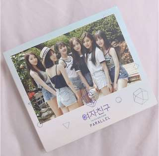 Gfriend The 5th mini album Parallel