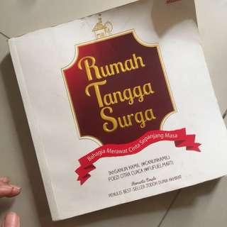 Buku inspirasi RUMAH TANGGA SURGA