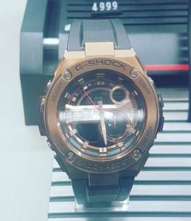 Bisa Credit Promo Bunga 0% Dp 0% G-Shock GST-210B-4ADR