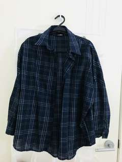 Valleygirl Flannel
