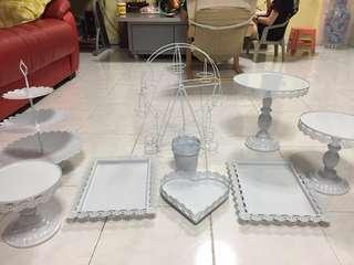 Dessert Table Props Rental