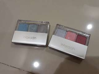 Eyeshadow wardah E & L (take all)
