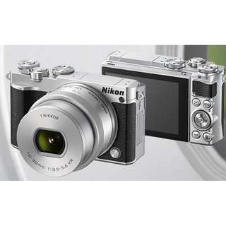 Kredit Kamera Mirrorless Nikon J5 DP 600Ribu