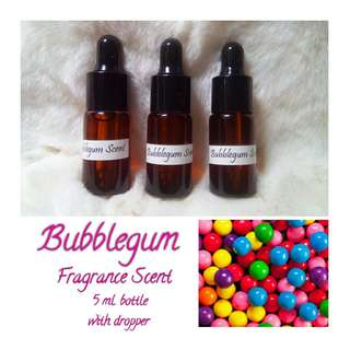 Bubblegum Scent Fragrance Oil