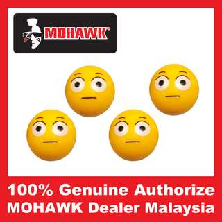MOHAWK Accessories Tyre Flushed Face Valve Cap