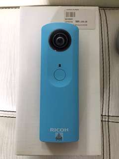 Ricoh Theta S360 camera M15 Blue 910703