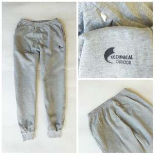 jogger pants technical outdoor