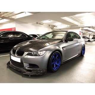 BMW M3 DCT 2009