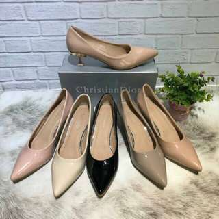 Christian Dior heels 6cm