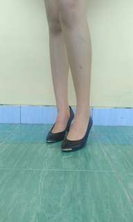 Applegreen Black Heels