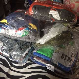 27pcs of CLOTHES FREE SF!