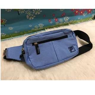 PRELOVED Tas pinggang FILA Bum Bag - Blue