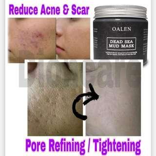 Pore tightening