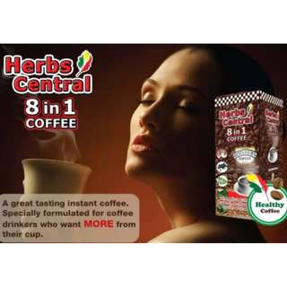 Herbs Central 8in1 Coffee