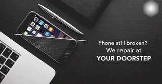 iPhone Repair Service at your doorstep