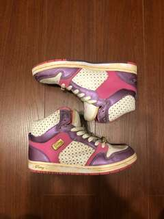 Pastry Dance Shoes Purple & Pink Glam Pie Glitter