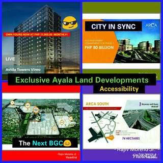 Arca South Development Avida Towers One Union Place