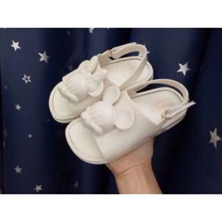 Mini melissa Children's shoes of Mickey Mouse