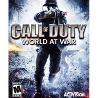 Call of Duty: World at War Offline with DVD (PC)
