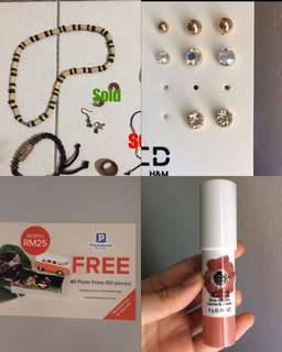 FREE GIFTS WITH PURCHASE!!!