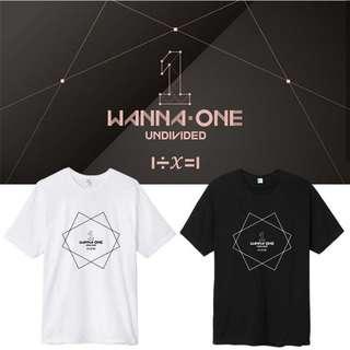 Preorder - Wanna One Tshirt *S-2XL* exc.pos