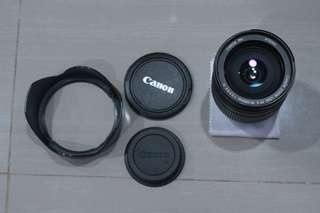 Canon 18-200mm (IS)
