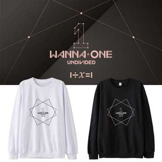 Preorder - Wanna One Sweatshirt *S-3XL*