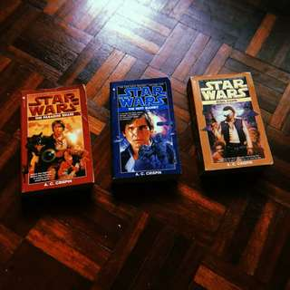 Star Wars Han Solo Trilogy Volume 1/2 & 3