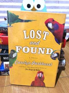 Lost and Found by Carolyn Parkhurst (HC)