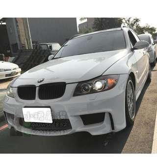 BMW 2006 E91 325i