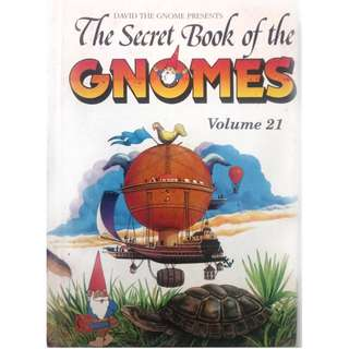 THE SECRET BOOK OF THE GNOMES VOL.21