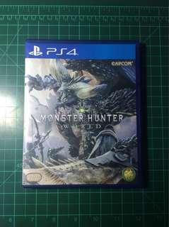 Monster Hunter World (R3)