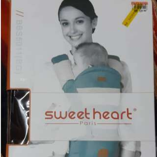 hip seat carrier brand sweetheart paris with nose cleaner for free gift
