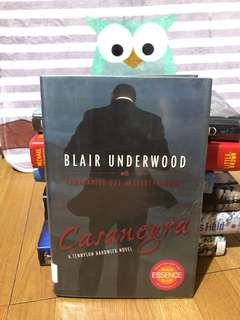 Casanegra by Blair Underwood (HC)