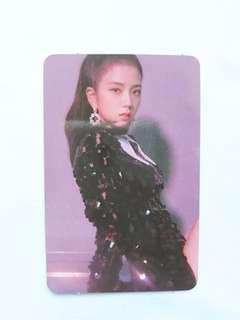 Blackpink 黑專小卡 Jisoo/Lisa