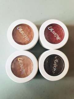 Colour pop jennim eyeshadow quad
