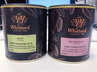 Whittard Hot Chocolate Powder