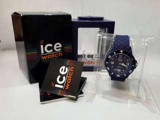 Ice watch original (dark blue) utk di jual