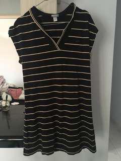 Ellesse Stripes Dress / Mini Dress Garis-garis