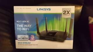 Linksys AC2600 Brand New