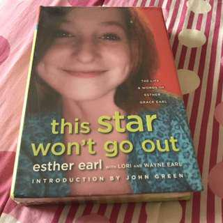 This Star Won't Go Out Imported Books (Hardcover)