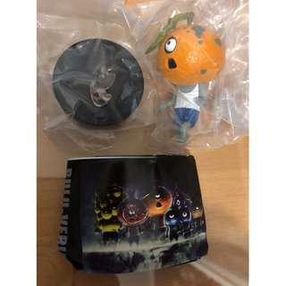 水果喪屍扭蛋 - 橙