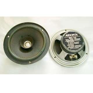 ~~~ Audiovox 6 ins Dual Cone Speakers  $38  ~~~