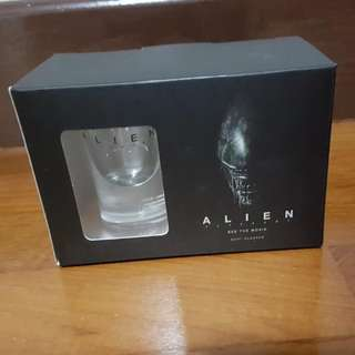 Alien Covenant Shot Glass