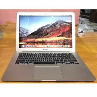MacBook Air 13 Core i5 2017 (Garansi ibox)