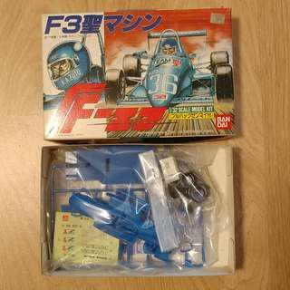 我要沖線 F3 跑車模型